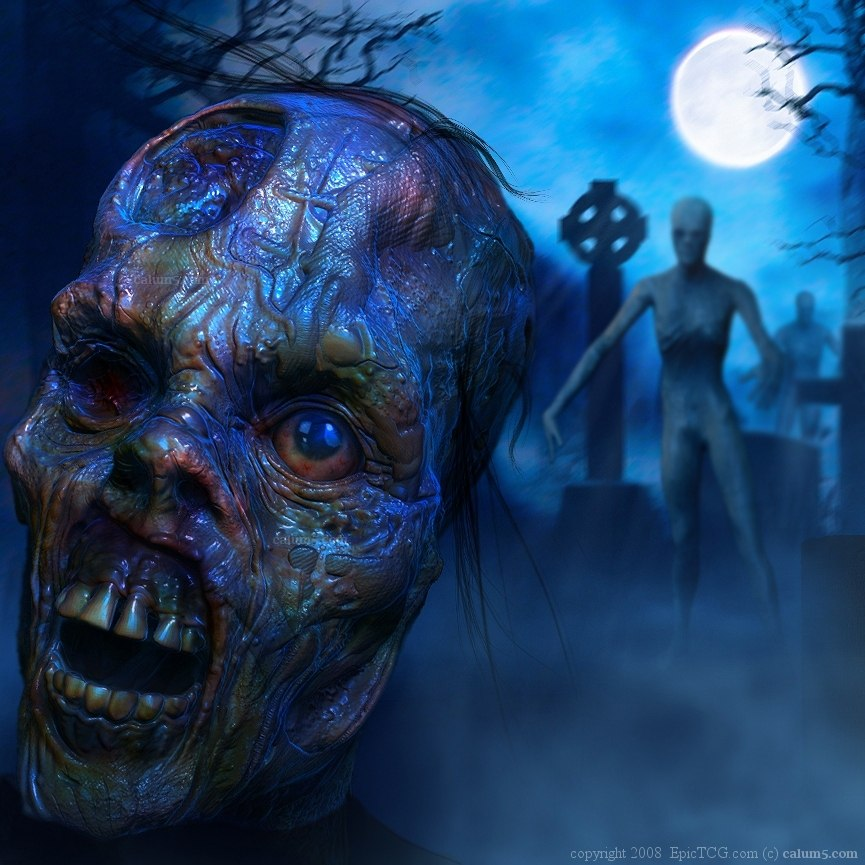 Calum5 Horror Gallery